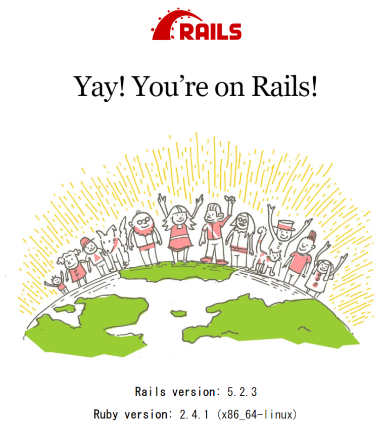 Ruby on Rails on Raspberry Pi